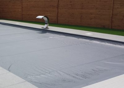Electric Swimming Pool Cover Install Ipswich