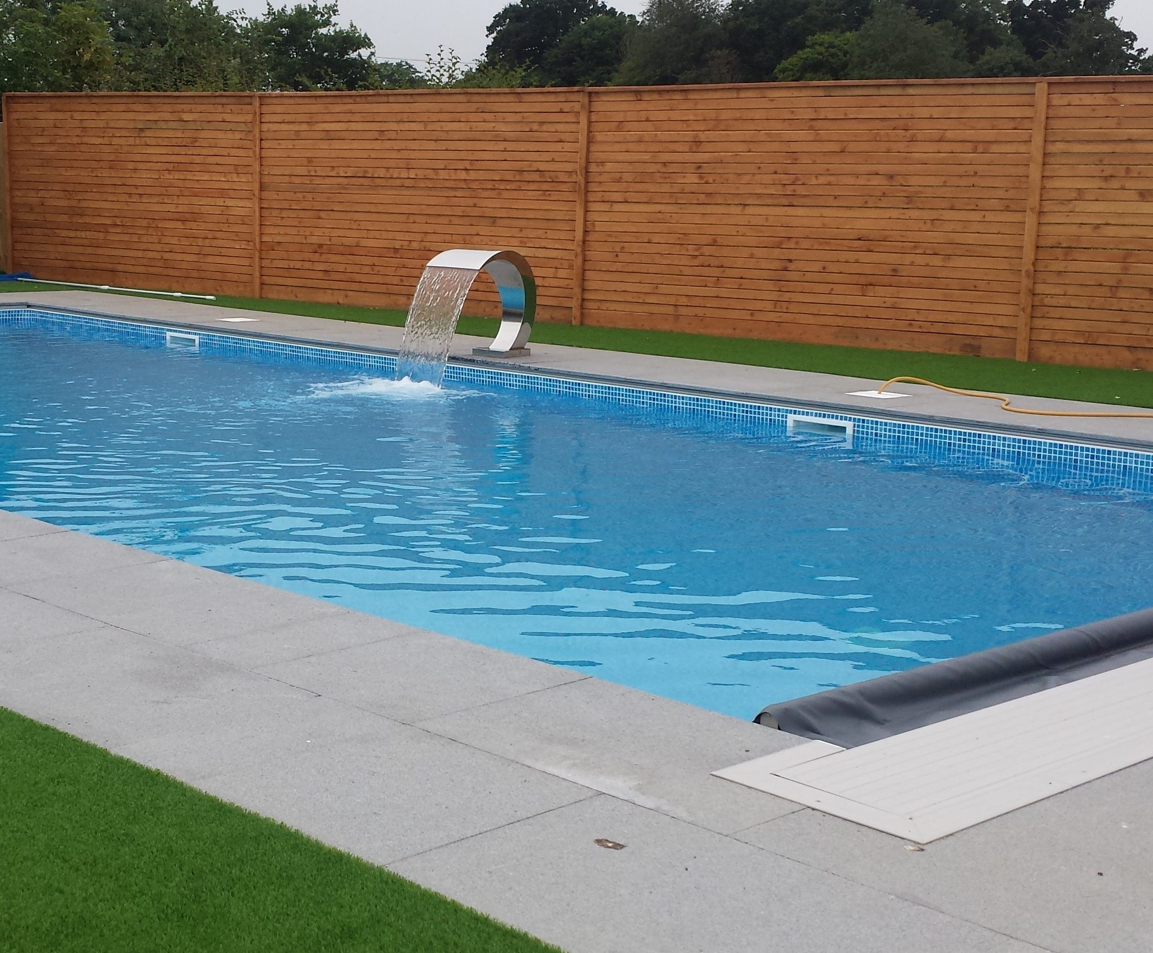 Swimming Pool Electrics Elmsett Suffolk Electrician Suffolk