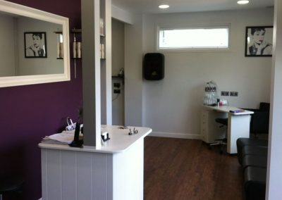 Electrician | Salon Refurbishment Ipswich