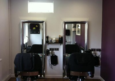 Hair Salon lighting electrician Ipswich