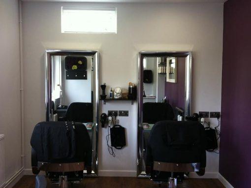 Salon Refurbishment, Debenham