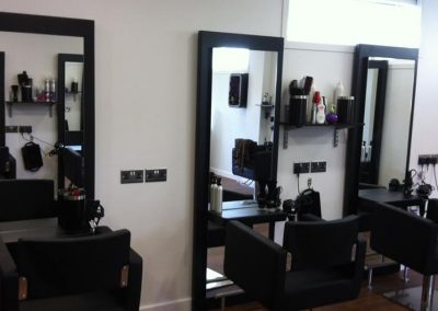 Commercial Electrician Ipswich | Salon Refurbishment