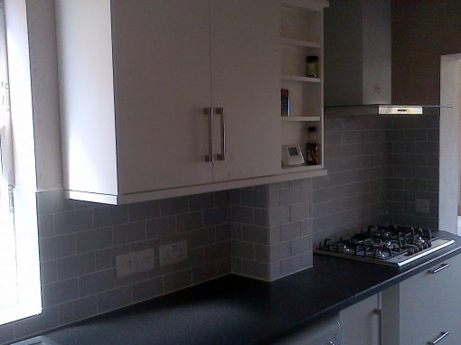 Kitchen Refurbishment Rewiring