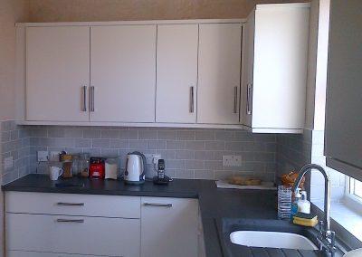 New kitchen sockets, Ipswich