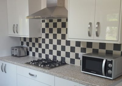 Extractor Fan and Cooker Installation