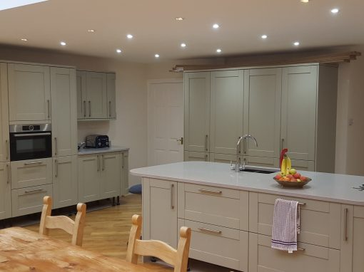 Kitchen Refurbishment, Ipswich