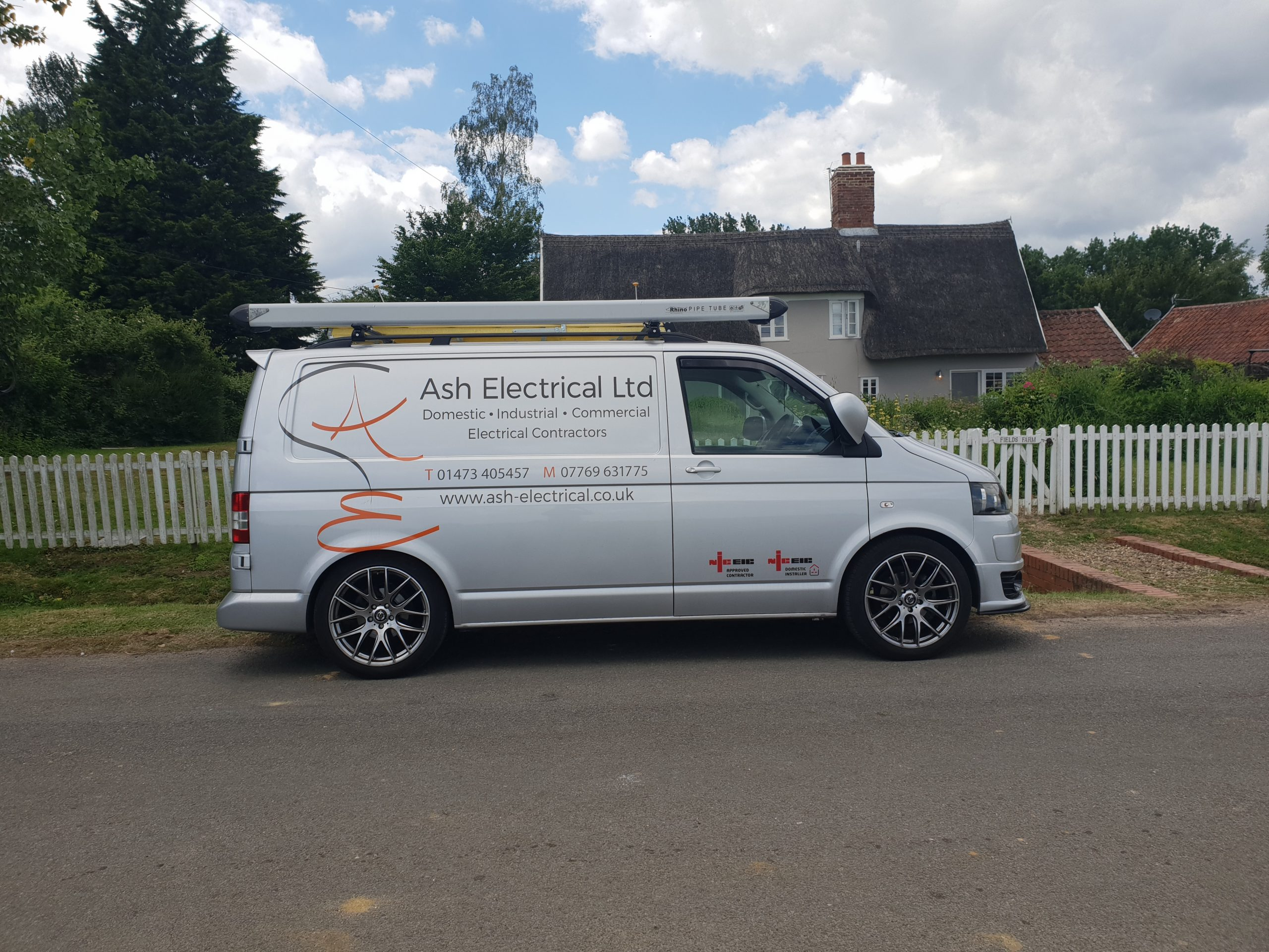 Ash Electrical Suffolk Ltd